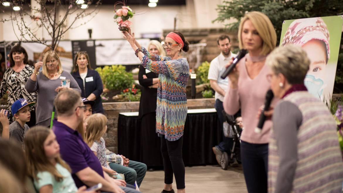 Blooming Hope Flower Auction